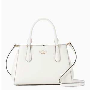 Tippy small triple compartment satchel